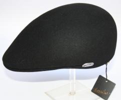 Borsalino Sportkappe, schwarz, Gr. 58